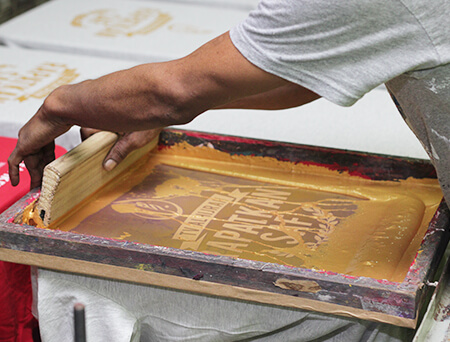 Oh! T-Shirt Silk Screen Printing Services