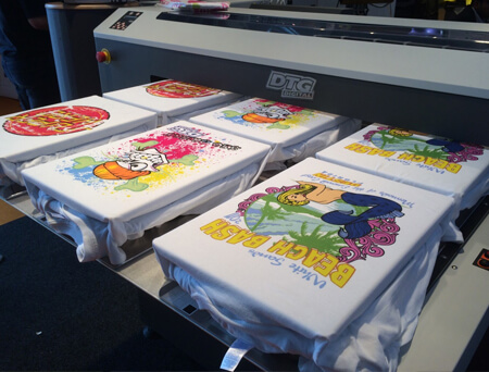 Oh! T-Shirt T Shirt DTG Printing Services