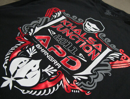 Oh! T-Shirt T Shirt Plastisol Printing Services